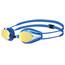 arena Tracks Mirror Goggles Juniors blueyellowrevo-blue-blue